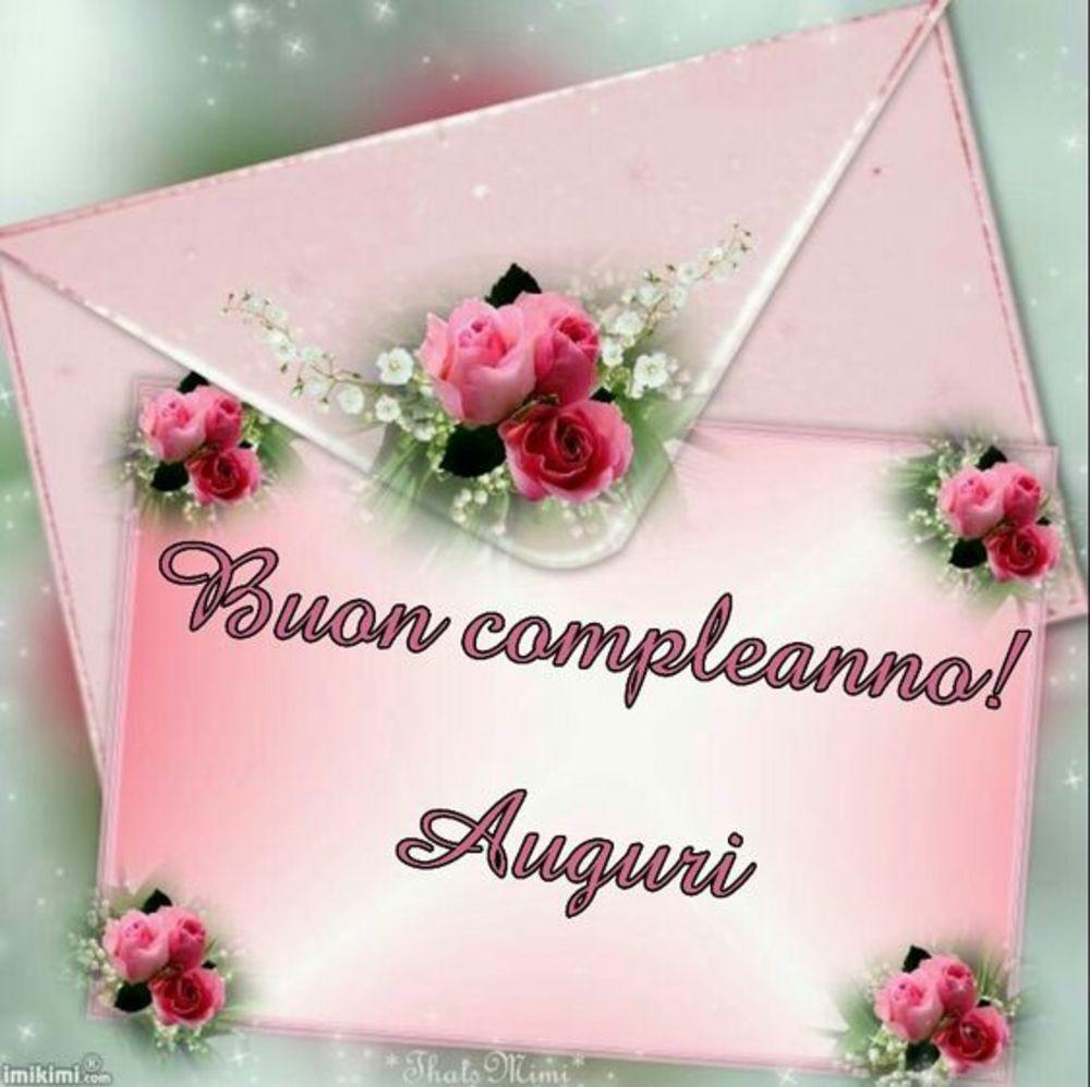Buon Compleanno! Auguri