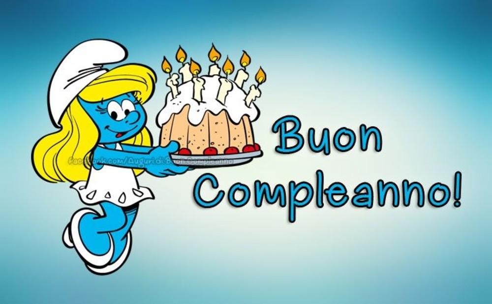 Buon Compleanno da Puffetta