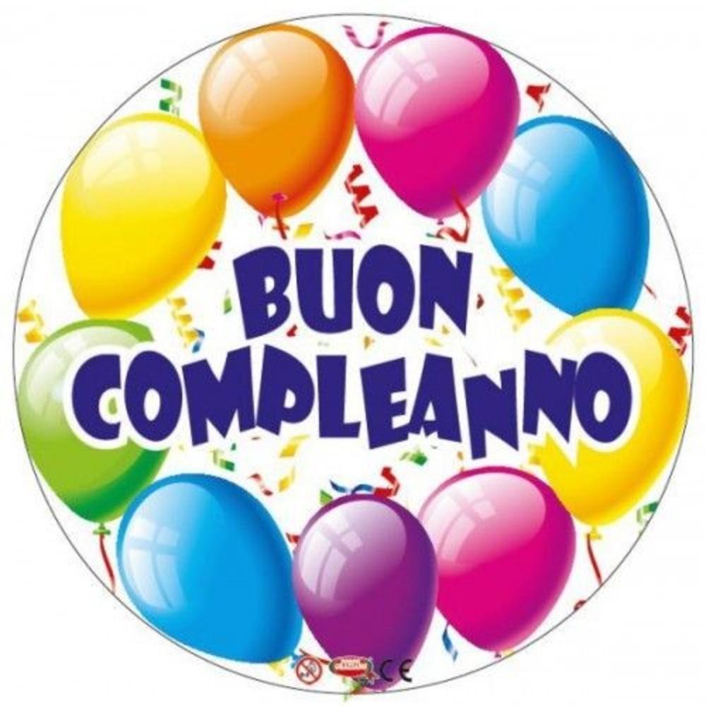 Buon Compleanno immagini con i palloncini