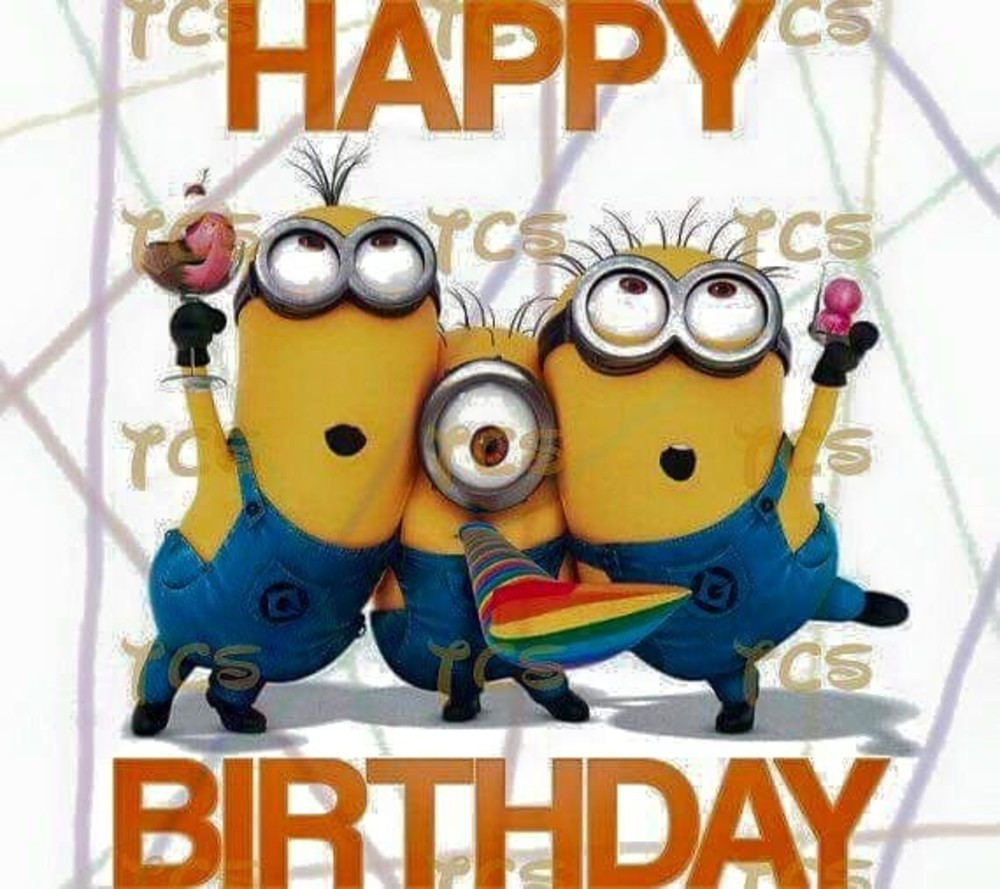 Happy Birthday (Minions)