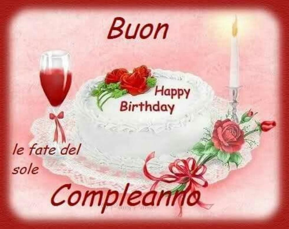 Buon Compleanno, Happy Birthday