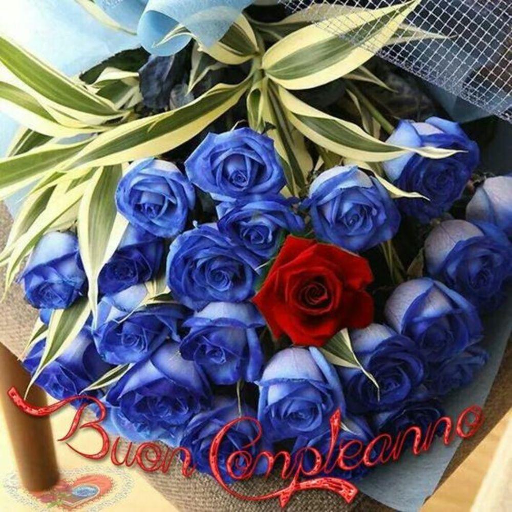 Buon Compleanno con le rose