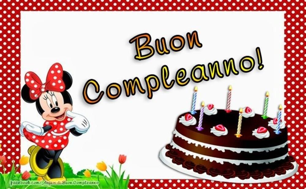 Buon Compleanno (Disney)