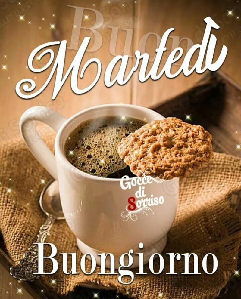 Buon Martedì buongiorno caffè