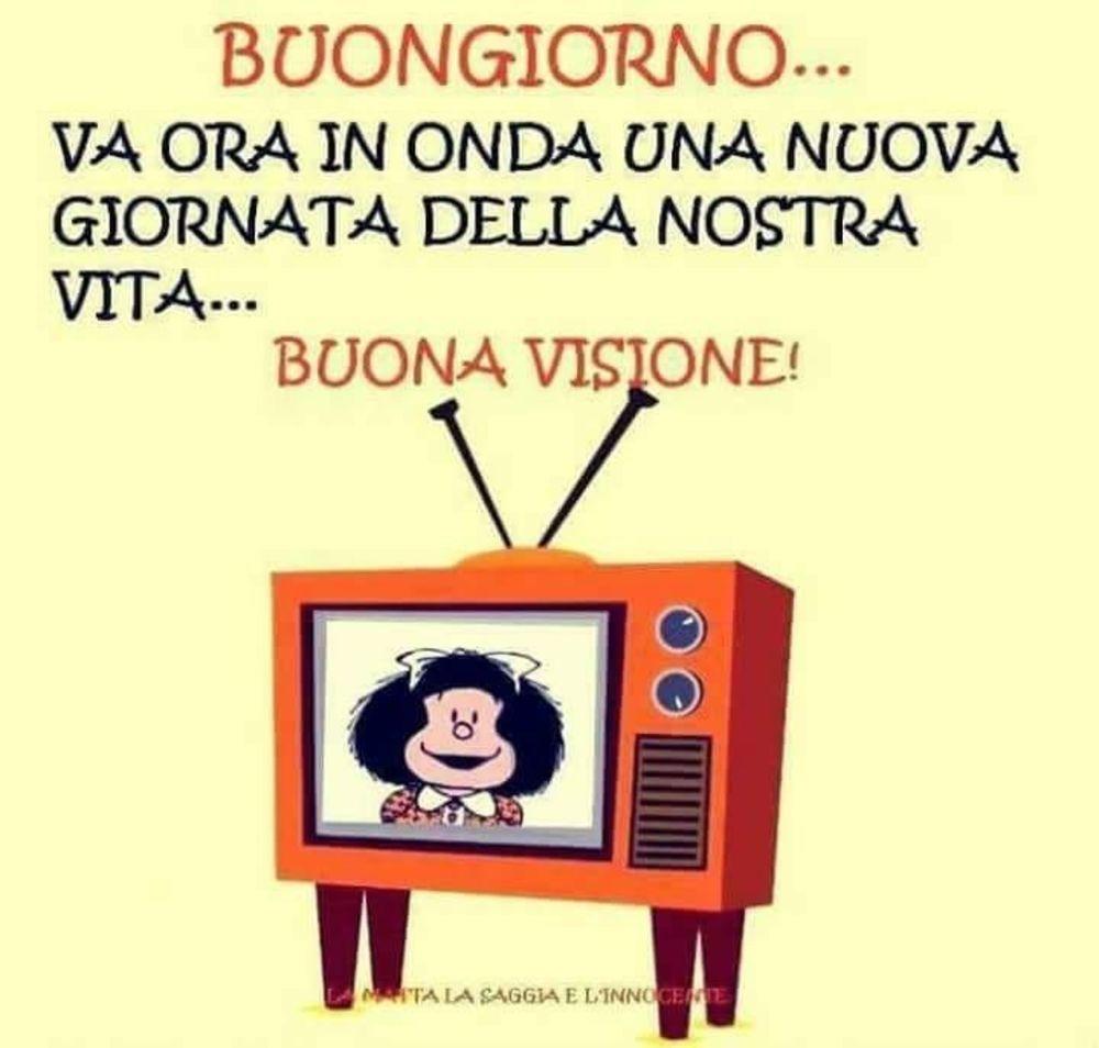 Il Buongiorno Con Mafalda Per Facebook Pagina 2 Di 2
