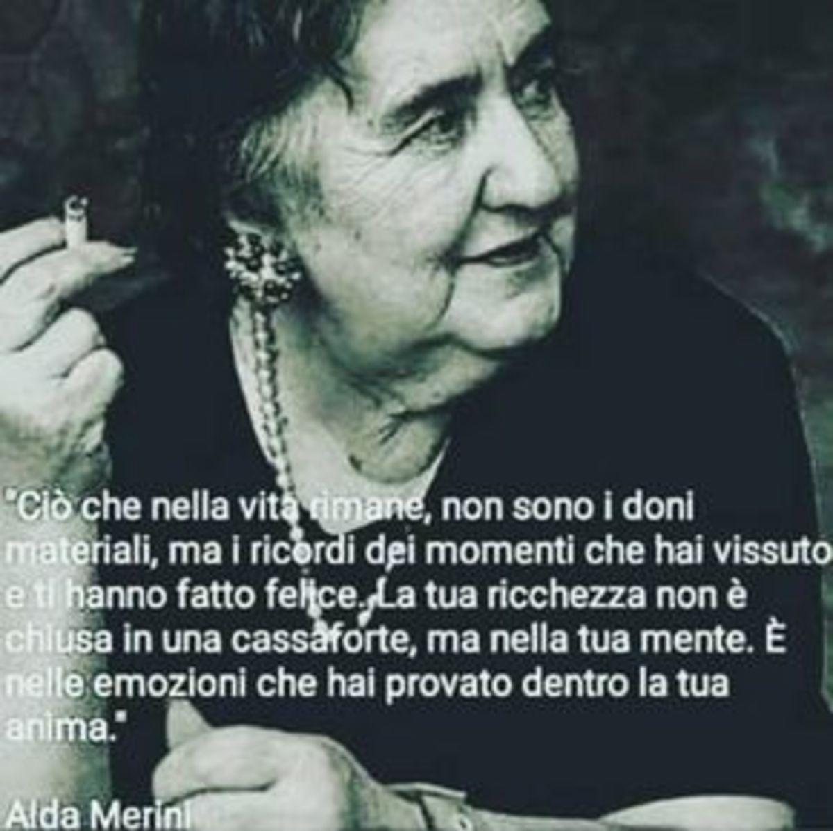Le citazioni più belle di Alda Merini