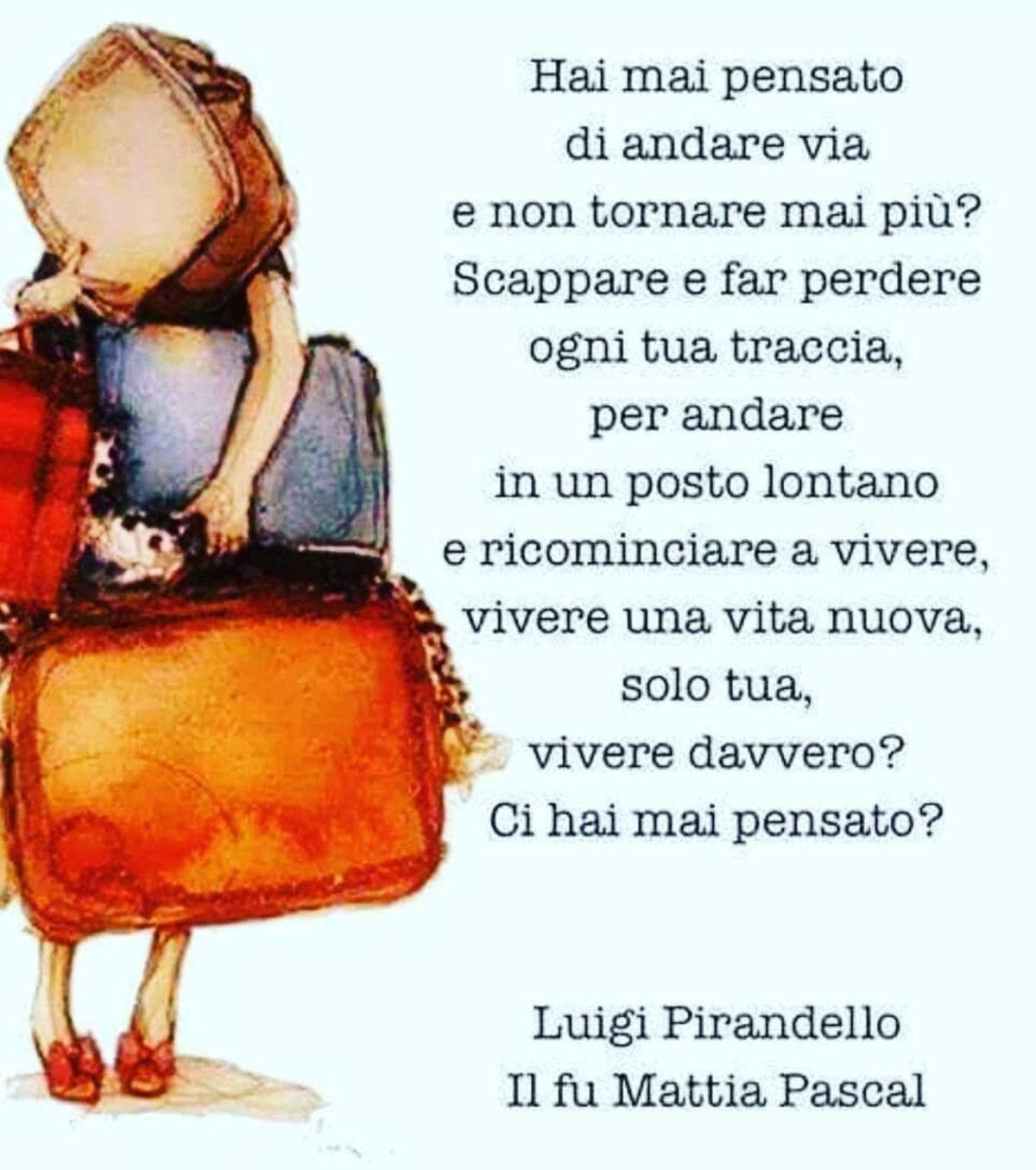 Frasi belle (Luigi Pirandello)