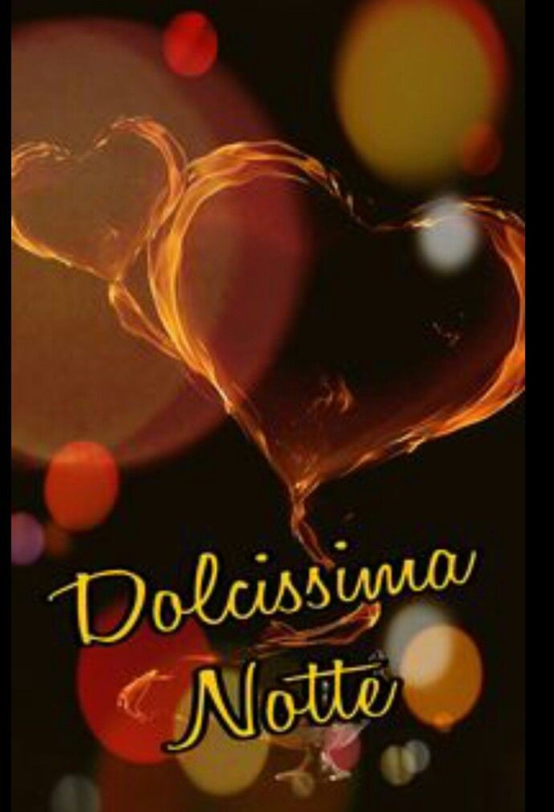 Dolcissima Notte