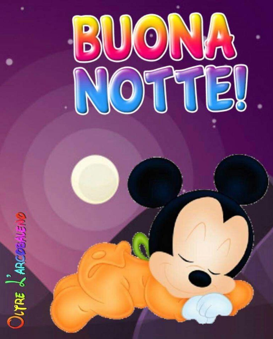 Buona Notte! (Topolino)