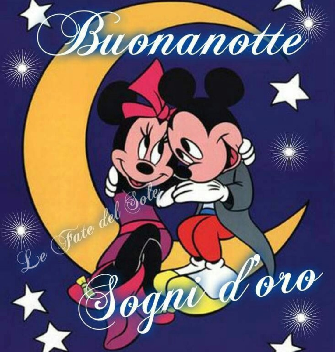Buonanotte Sogni d'Oro (Disney)
