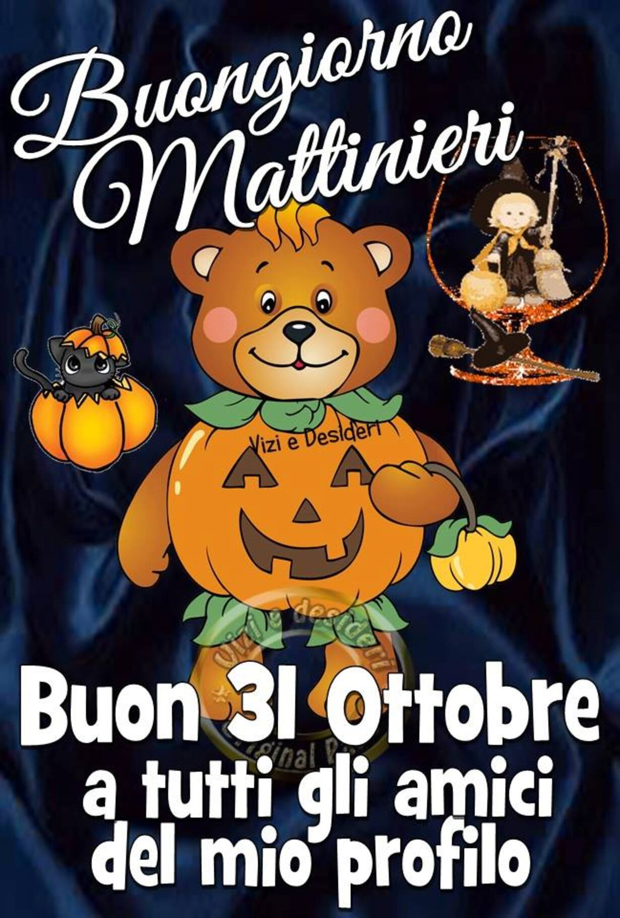 44 Immagini E Frasi Per Augurare Buon Halloween
