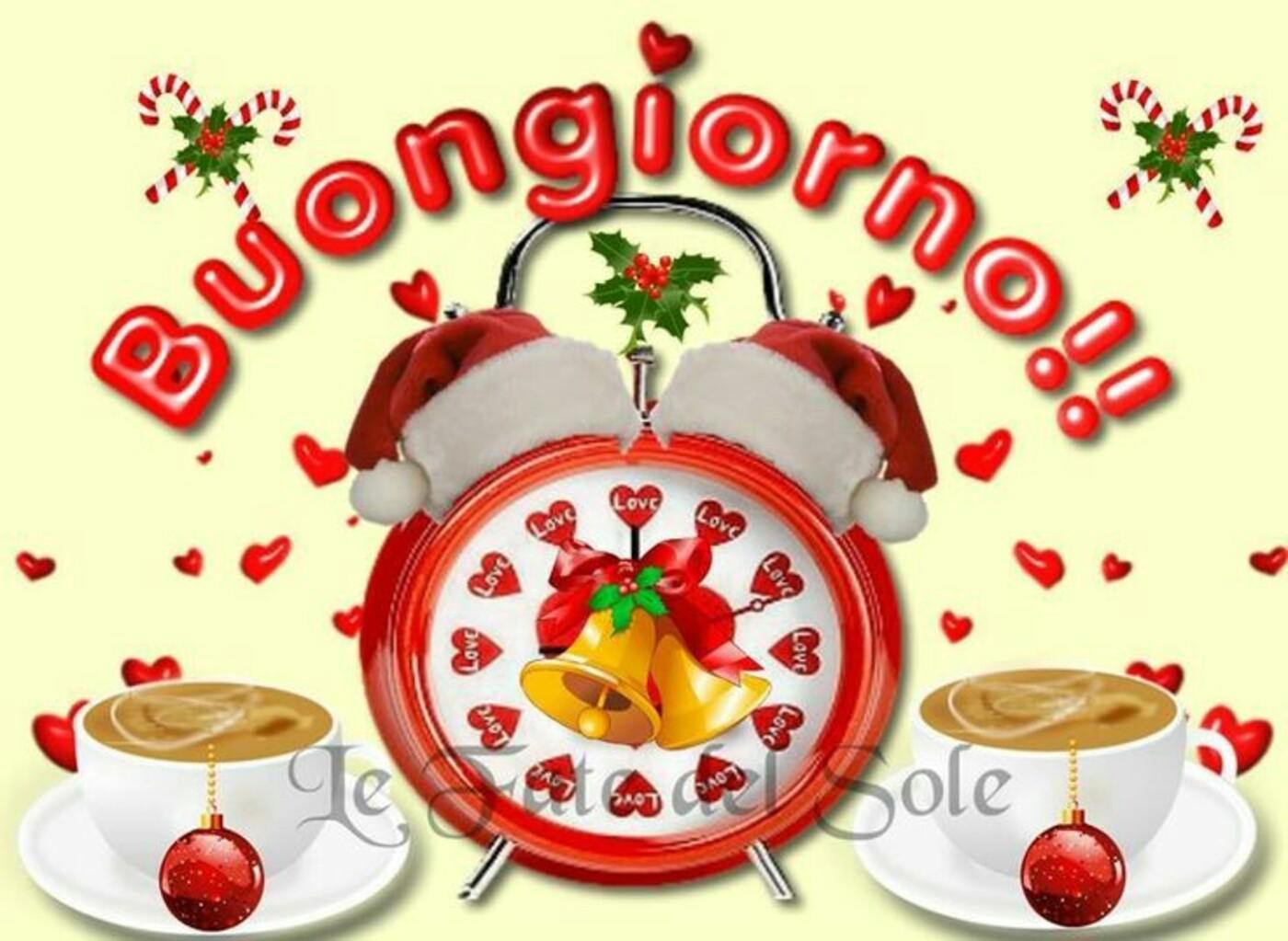 Buongiorno!! a tema natalizio