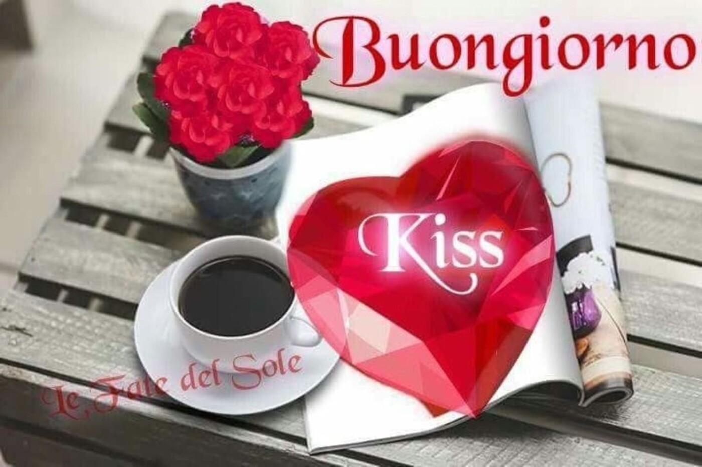 Buongiorno Kiss