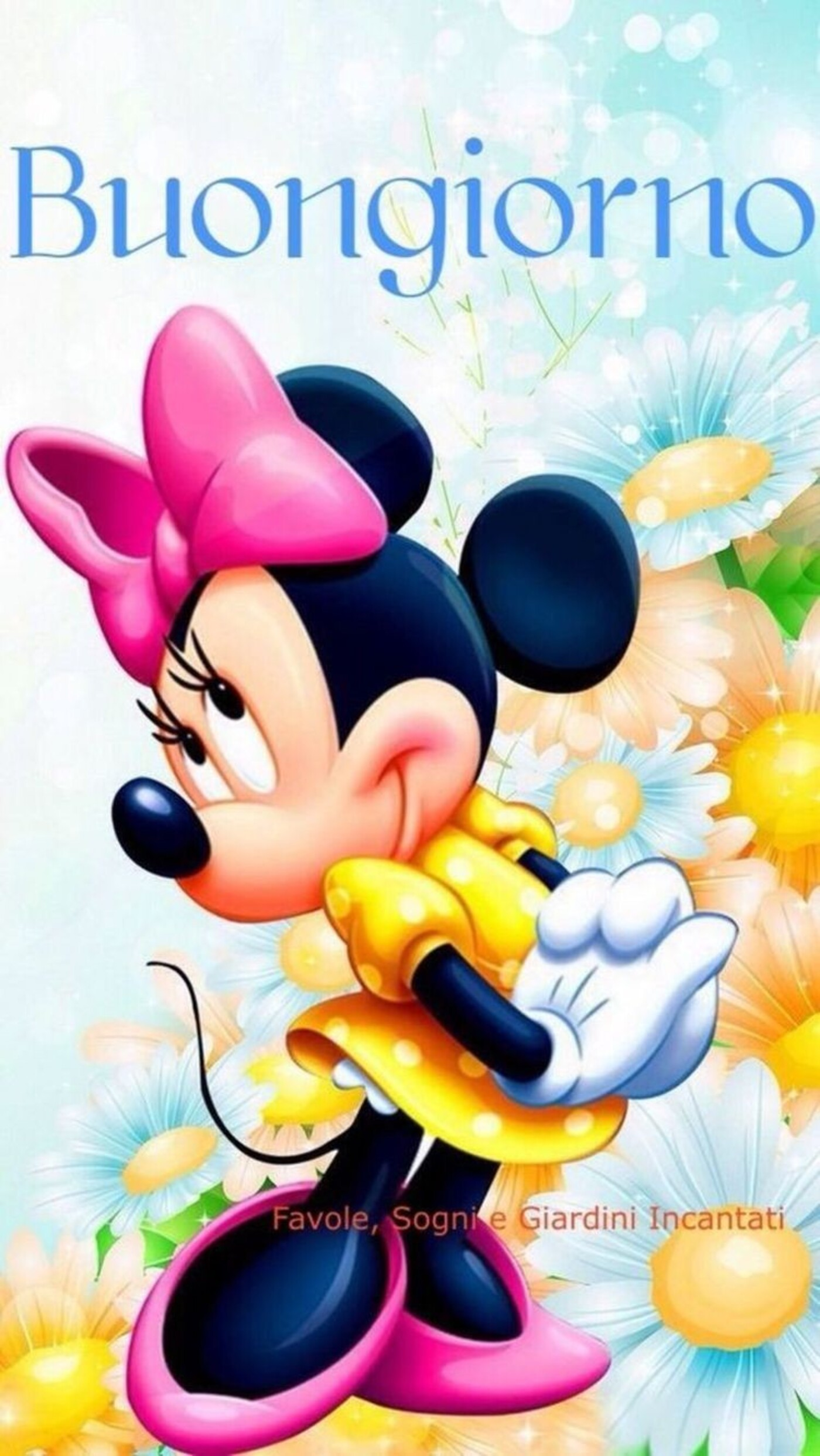 Buongiorno da Minnie