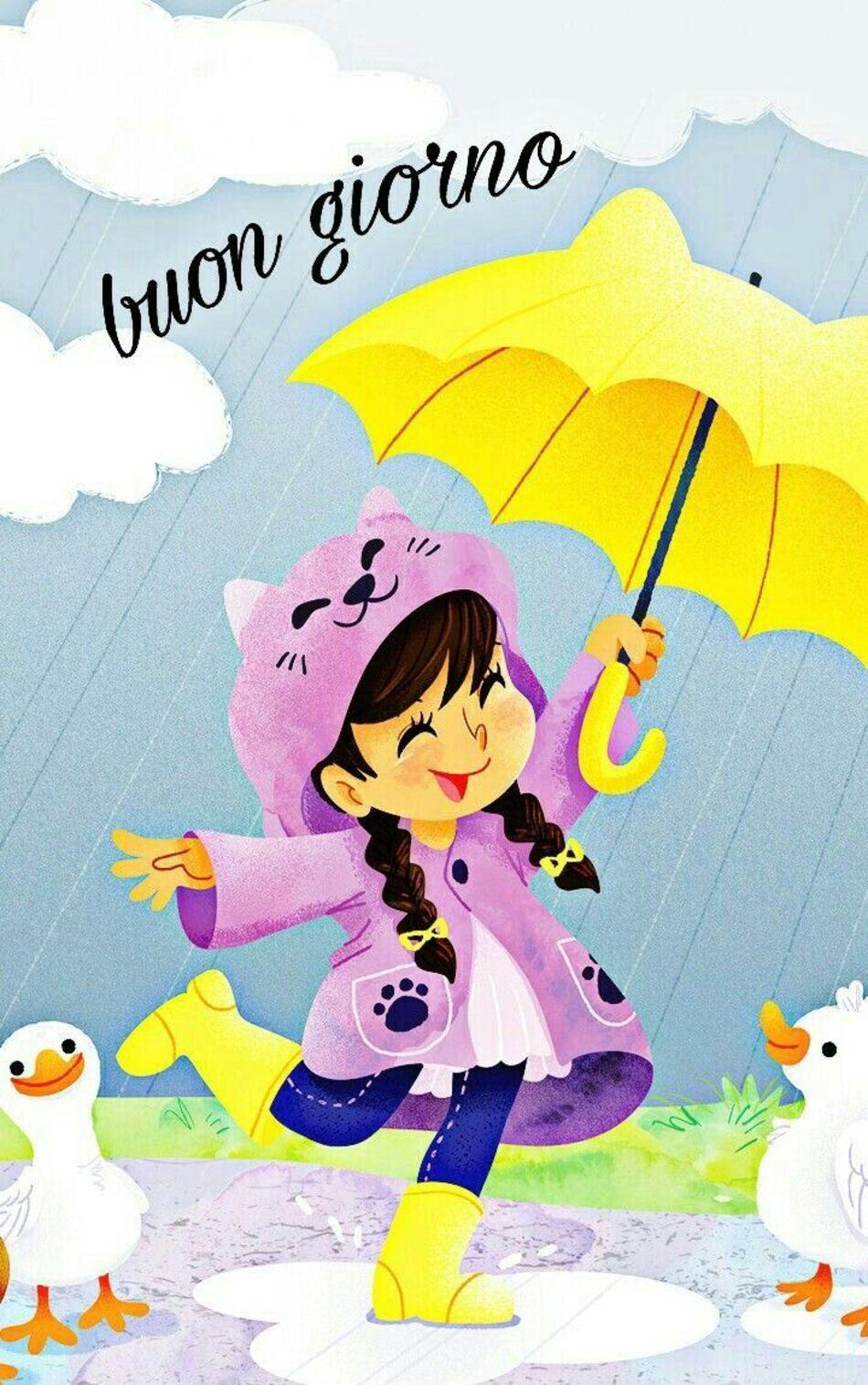 Frasi Di Buongiorno Con La Pioggia.87 Immagini Di Buongiorno Con La Pioggia Buongiorno Cloud