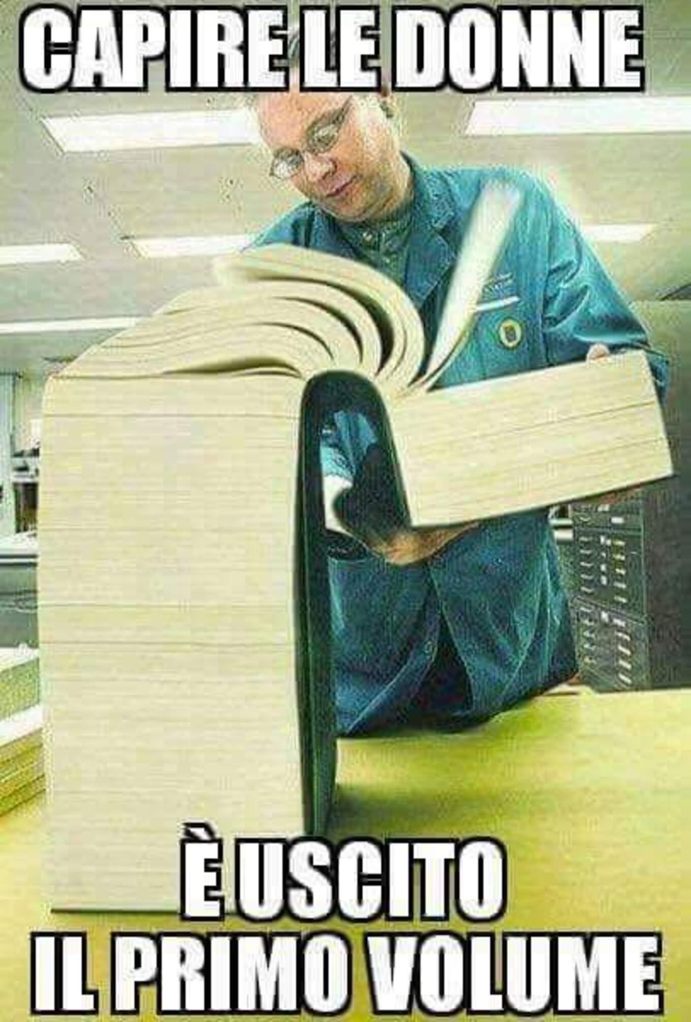Capire le Donne: è uscito il primo volume