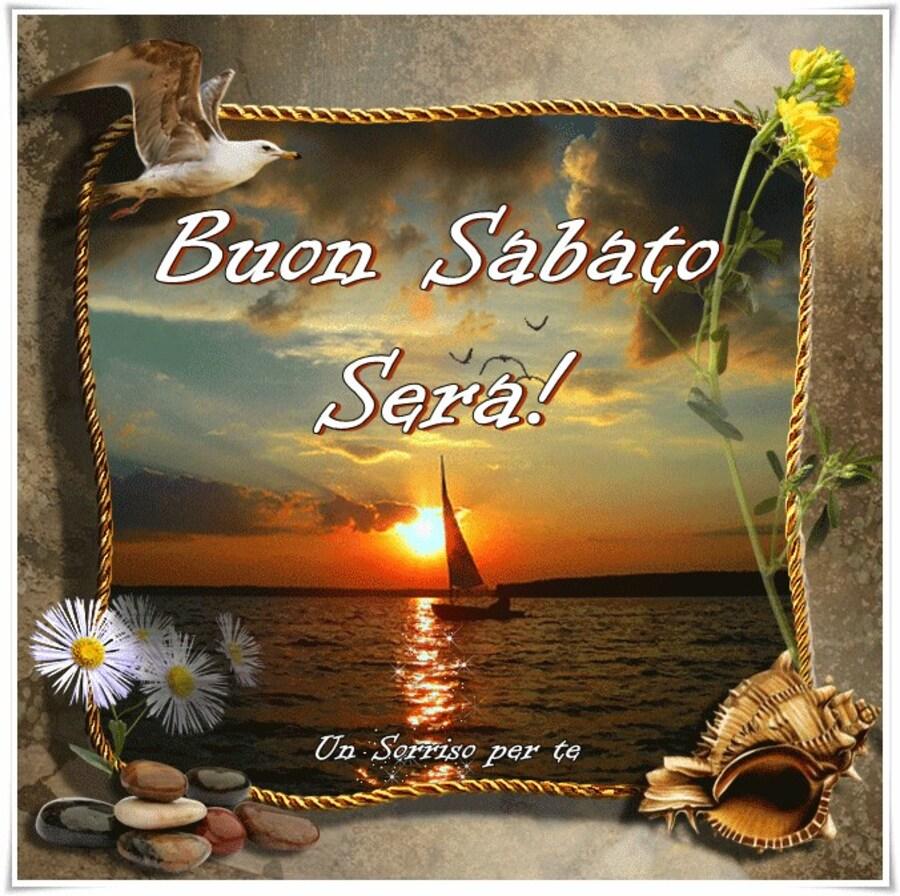 46 Buon Sabato Sera Immagini E Foto Da Mandare Buongiorno