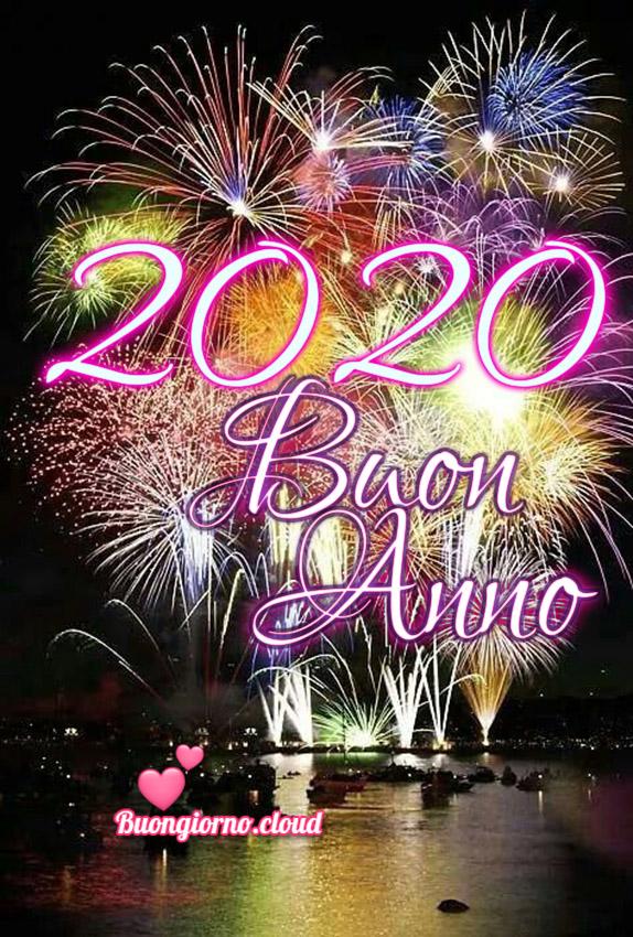 Buon 2020 Immagini Di Auguri Nuove Buongiorno Cloud