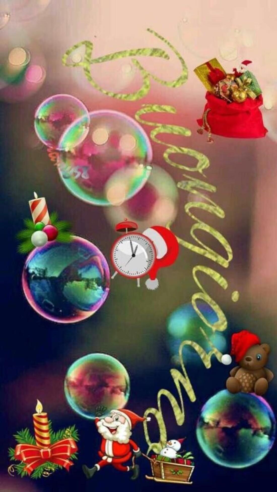 Buongiorno foto natalizie