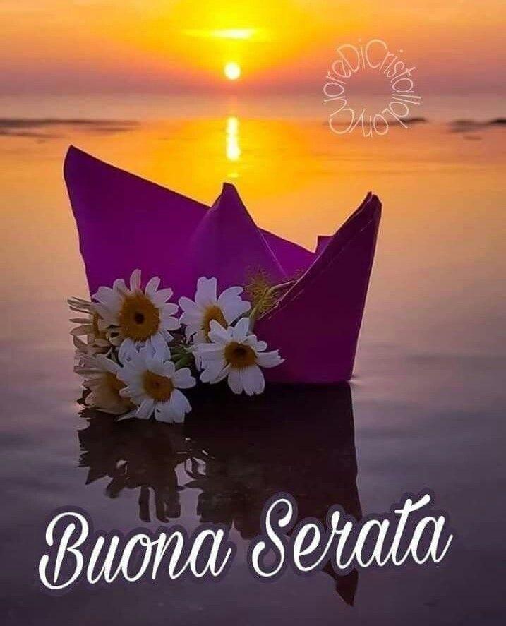 Buona Serata 61 bellissime immagini per Facebook - Buongiorno.cloud