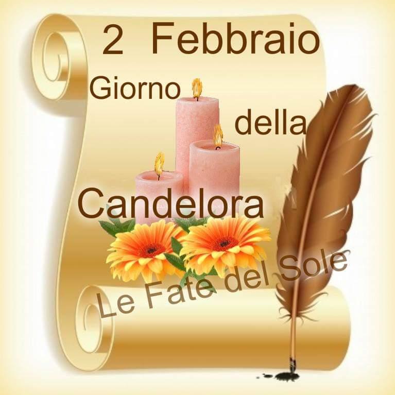 """""""Giorno della Candelora 2 Febbraio"""""""