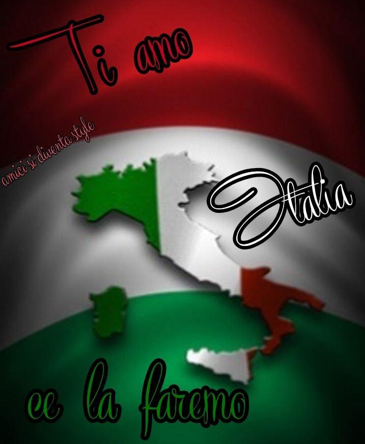 Ti Amo Italia, Ce La Faremo!