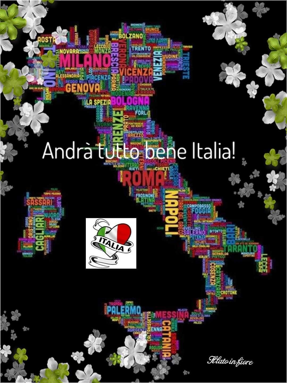 Andrà tutto bene Italia!