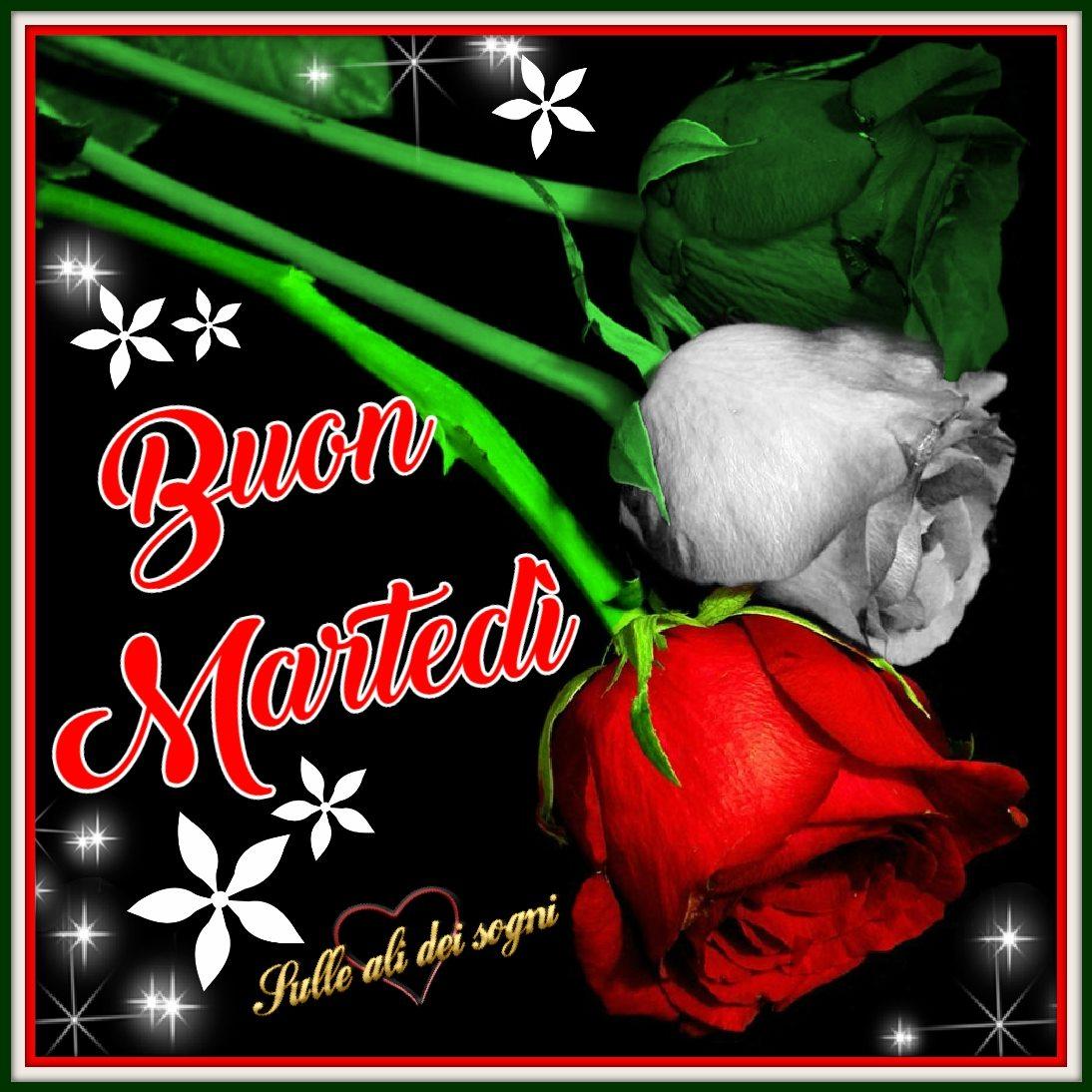 Buongiorno Buon Martedì Italia - Sulle Ali dei Sogni