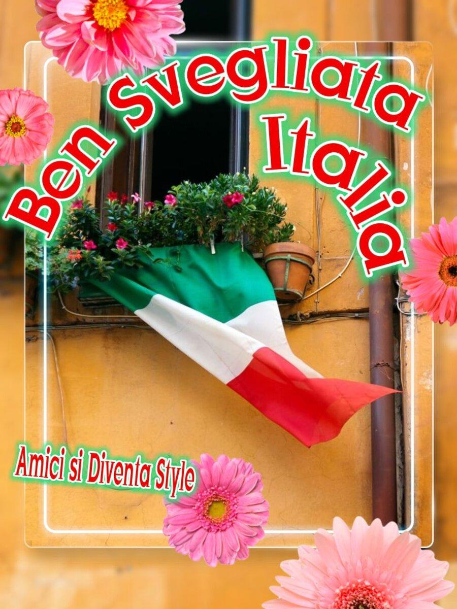 Ben Svegliata Italia