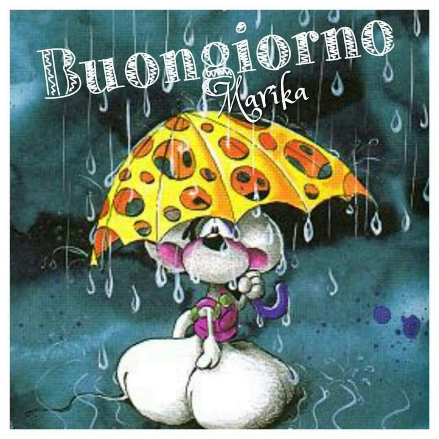 """Diddl - """"Buongiorno con la pioggia"""""""