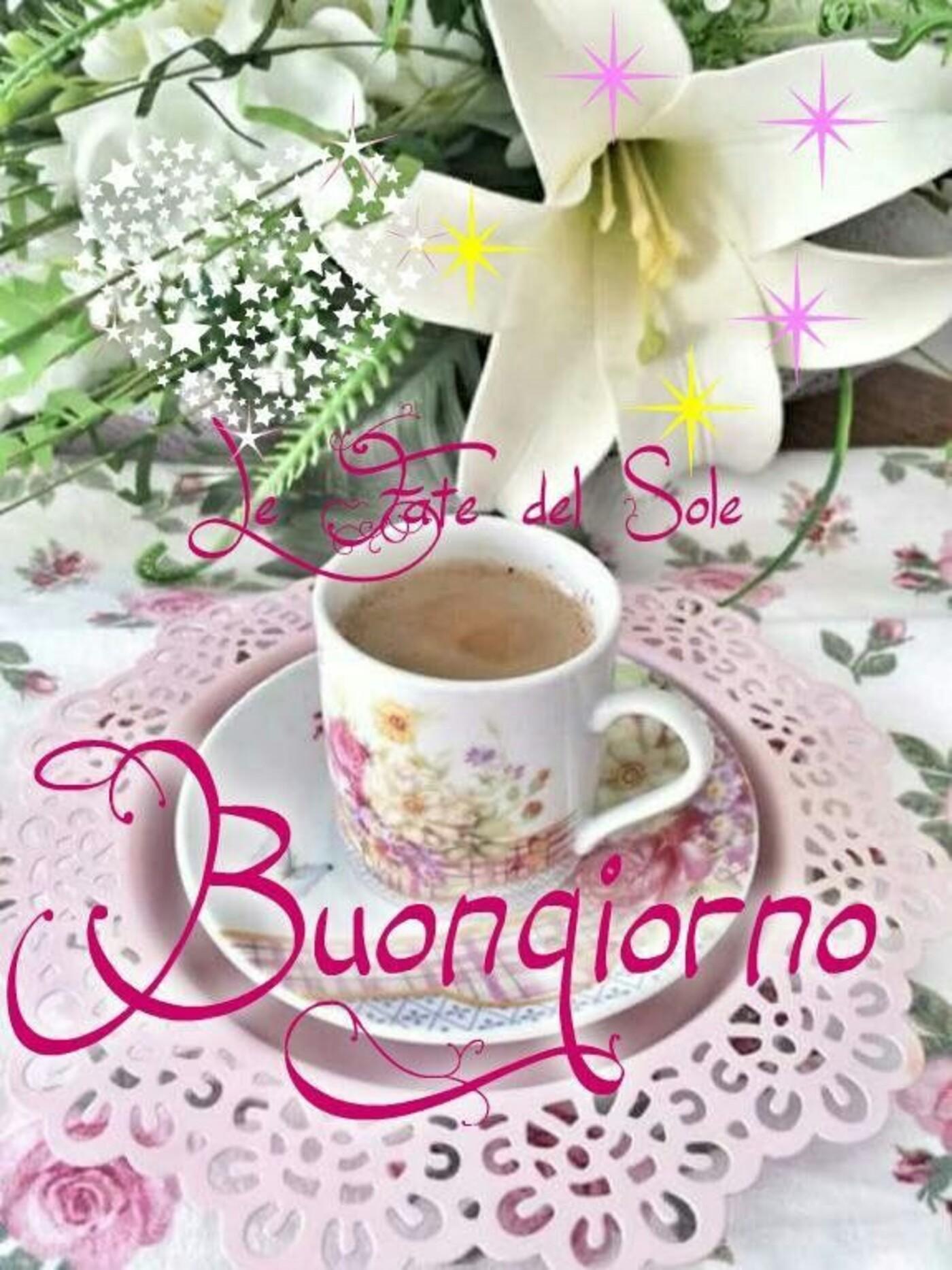 """Le Fate del Sole - """"Buongiorno"""""""