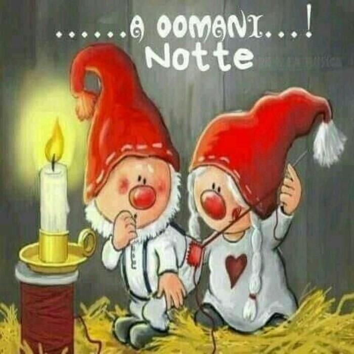...A Domani!... NOTTE