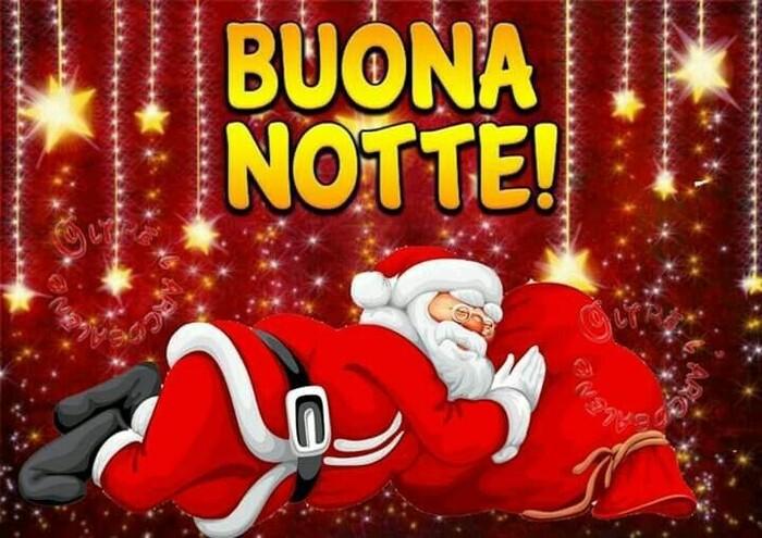 BUONA NOTTE! da Babbo Natale