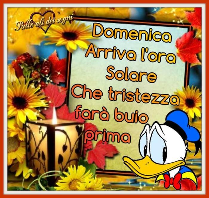 Domenica arriva l'Ora Solare, che tristezza farà buio prima!